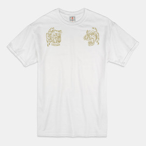 Angry Animals T-Shirts white/beige