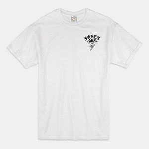 Fxxk You T-Shirts white/black